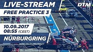 DTM Nürburgring: 3. Training