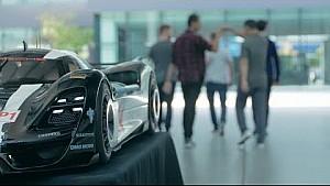 Model 3D konsep Porsche 908-04 karya penggemar