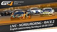 Re-Live:  Nürburgring 2017 - Race 2 - GT4 European Series Northern Cup