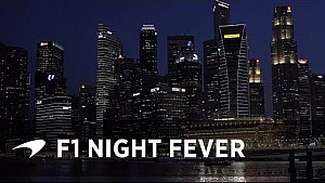 GP de Singapour - La magie de la nuit