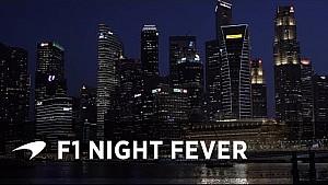Гран Прі Сінгапуру - нічна атмосфера