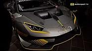Lamborghini Huracan Super Trofeo EVO, Toro da... Corsa