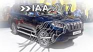 Toyota auf der IAA 2017