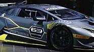 Lamborghini Huracán Super Trofeo EVO: World premiere