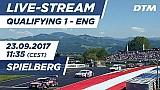 DTM у Шпільберзі: Кваліфікація 1