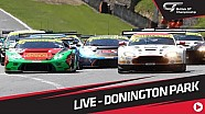 British GT - Donington 2017 - Full show - Live