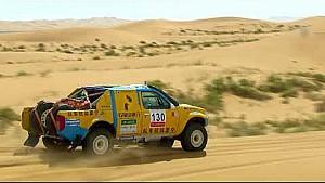 Summary - Stage 7 - Dakar series China rally 2017