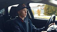 Kalle Rovanperä passa l'esame di guida!