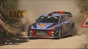 Rally de España día 2 parte 1  WRC 2017