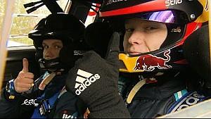 Liepaja Rally 2017 - Qualifying highlights