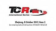 Zhejiang: 2. Rennen