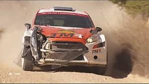 WRC 2 - RallyRACC 2017: WRC 2 highlights Sunday