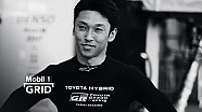 En casa Kazuki Nakajima de Toyota los avances del WEC 6 horas de Fuji| M1TG
