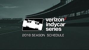 Der IndyCar-Kalender 2018