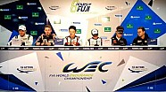 WEC - 2017 6 hours of Fuji - pre-event press conference