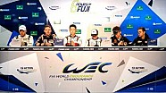 2017 WEC 6 hours of Fuji - Pre-event press conference
