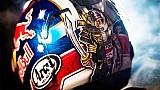 Conoce la MotoGP samurai Dani Pedrosa.