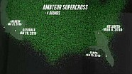 Monster Energy Supercross: Supercross amateur racing