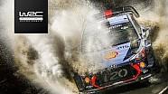 Rallye Wales: Highlights, WP 1-4