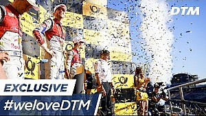 #weloveDTM - Highlights of the last DTM weekend / Season 2017