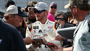Dale Jr. details biggest fear he's ever experienced