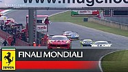 Ferrari-Weltfinale: 1. Rennen - Nord-Amerika