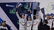 Triple – Porsche en las 6h de Shanghai del FIA WEC