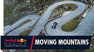 The Pass - Twisting roads | Sebastien Buemi tackles the Tremola Pass with the RB8!