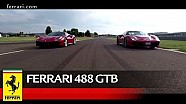 Les jeunes pilotes Ferrari s'éclatent à Fiorano !