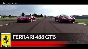 ¡Los jóvenes pilotos de Ferrari se divierten en Fiorano!