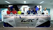 2017 WEC 6 hours of Bahrain - Pre-event press conference