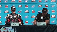 Dale Jr., Byron share special moment on special weekend