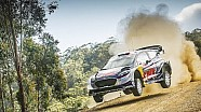 Rally around the WRC 2017 season.