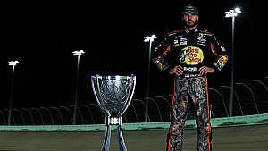 1-on-1 with the champ, Martin Truex Jr.