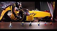 Teaser - LEGO & L'Atelier Renault