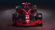 Alfa Romeo Sauber – какой будет раскраска новой машины Формулы 1?