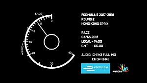 ePrix Hong Kong - Race 2 - Formula E 2017/2018