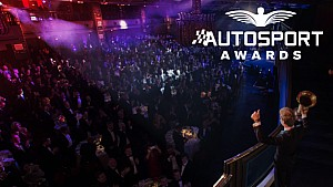 Livestream: Autosport Awards 2017