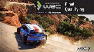Квалификационные заезды киберспортивного чемпионата WRC