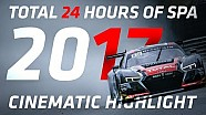 This is the total 24 hours of Spa - 2017