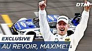 Auf wiedersehen Maxime Martin!