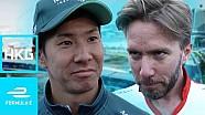 فورمولا إي: توصيفات السائقين لسباق هونغ كونغ بثلاث كلمات فقط!