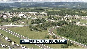 Lamborghini Super Trofeo North America - Watkins Glen International broadcast
