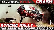 Lo mejor de Extreme Rally crash 2017 ¡la compilación esencial, Sonido puro!