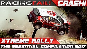 Best of extreme rally crash 2017 the essential compilation! Pure sound!
