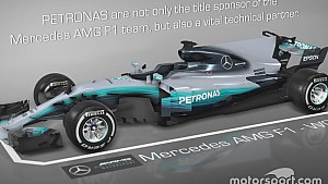 PETRONAS, molto di più di un title sponsor per Mercedes