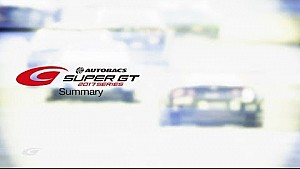 SUPER GT 2017 series summary