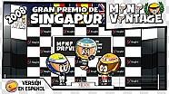 El GP de Singapur 2008 de F1, por MiniDrivers