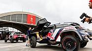 Shakedown de Peugeot en el Rally Dakar 2018