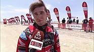 Dakar 2018 01 07 DK18 Honda daily stage 2 Honda